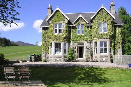 Country B&B in Highland Perthshire (Twin en-suite) - Bed & Breakfast