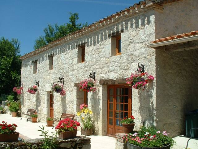 Faysselle Holiday Cottages GrandSol - Tayrac - Hus