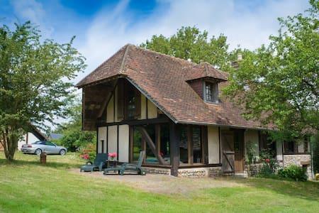 Jolie Maison Normande Pays de Bray - Brémontier-Merval - Ház