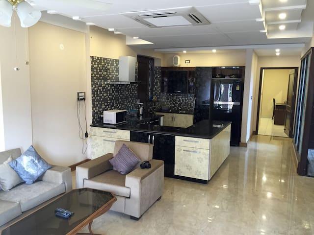 3 BHK Modern Apartment in Dehradun - Dehradun - Appartement