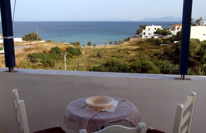 Hippocampus 2bedroom apartment - Aegean Sea view