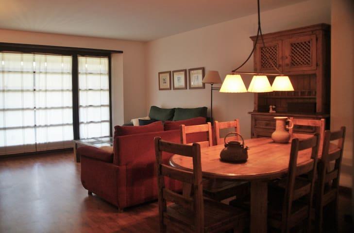 Apartamento a pie de pistas -INCLES - Canillo - Apartment