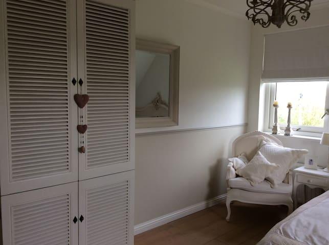 Mooie kamer in B&B met badkamer - Heinkenszand - Bed & Breakfast