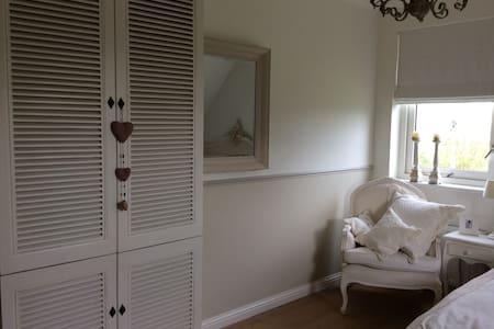 Mooie kamer in B&B met badkamer - Heinkenszand - Szoba reggelivel