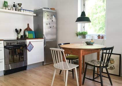 Cozy apartment at Nørrebro