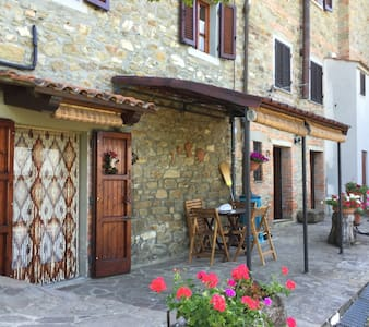 Appartment in Etrusc village - Poggio D'acona - Daire