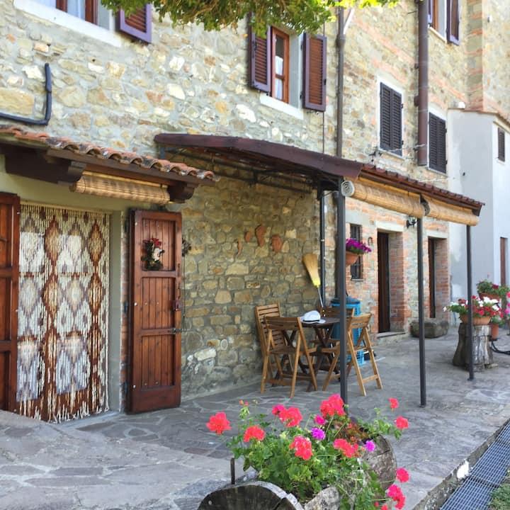 Appartment in Etrusc village