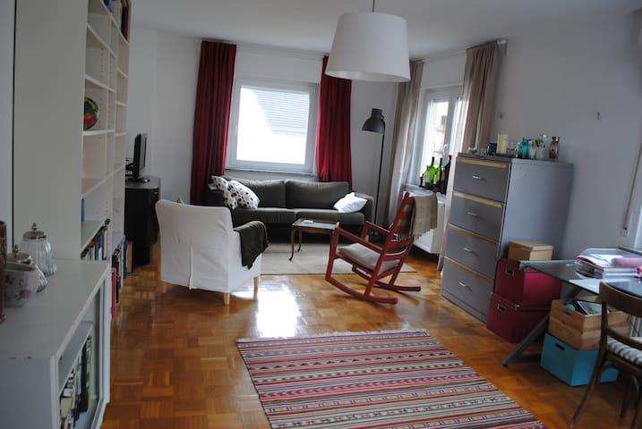 Geräumige Wohnung in den Weinbergen - Geisenheim