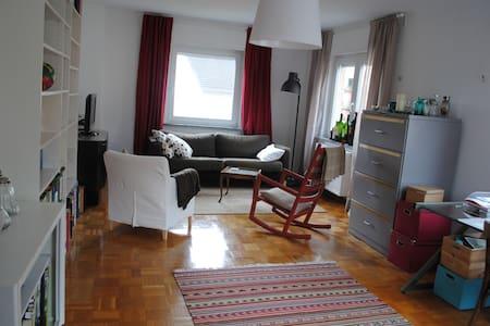 Geräumige Wohnung in den Weinbergen - Geisenheim - Leilighet
