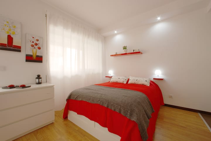 lovely studio in Coimbra center 3B