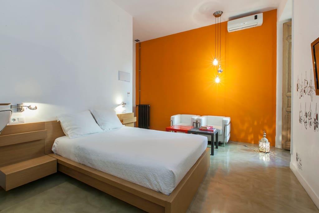 Estudio barrio de las letras apartamentos en alquiler en madrid comunidad de madrid espa a - Apartamentos de alquiler en madrid ...