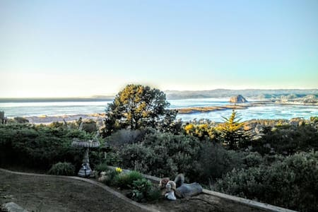 LARGE, 2 BDR & LIVINGROOM SUITE with AMAZING VIEWS - Baywood-Los Osos - Dom
