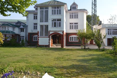 Hotel Ashai Private Room - Srinagar - 印度传统酒店