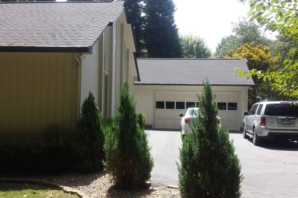 2 car plus garage