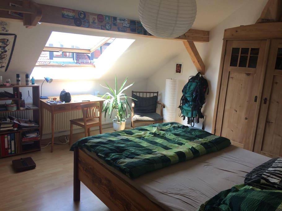 1 zimmer im szeneviertel plagwitz wohnungen zur miete in leipzig sn deutschland. Black Bedroom Furniture Sets. Home Design Ideas