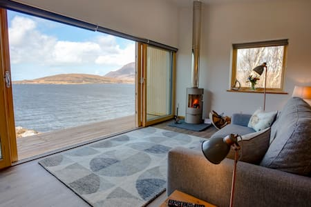 Tigh na Mara: coastal retreat with stunning views