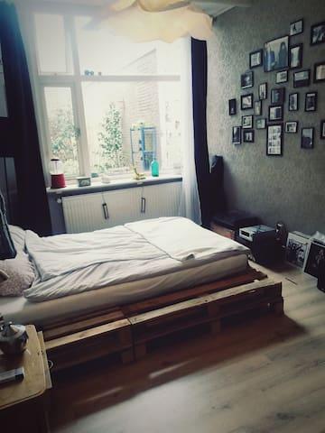 Room in cosy typical dutch House - Utrecht - Leilighet