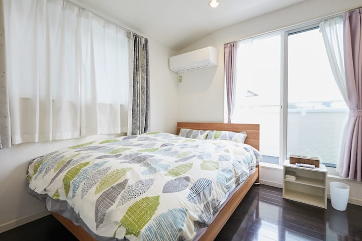 池袋新一軒家New House Only 10mins by walk to Ikebukuro!!