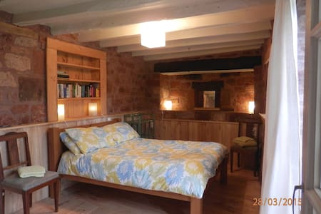 Quirky restored Dordogne cottage. - Villac - House