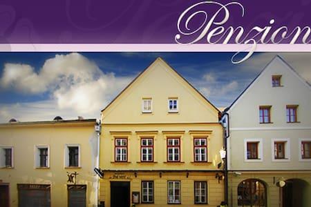 Penzion Pod vezi - Jindřichův Hradec