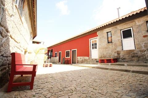 Quarto do Palheiro Quinta d'Areda Wine&Pool Exper.