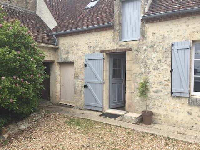 Charmante maison en pierre - Rémalard - Casa