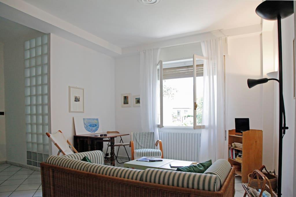 Ingresso-soggiorno