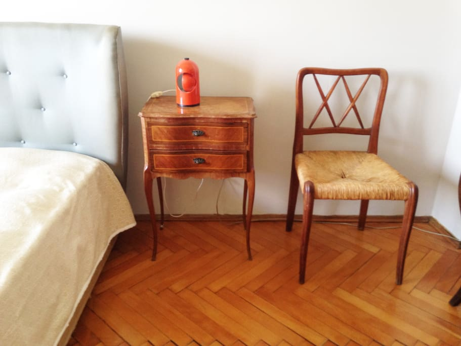 large double room details
