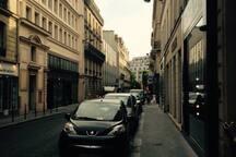 Nice Studio on the Champs-Elysées Avenue