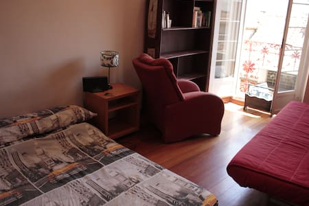 Sunny appartment in Chueca for 2