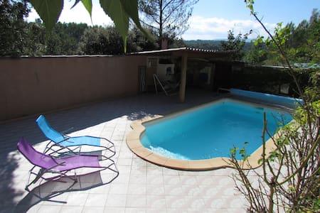 LE GAUDINETO - B and B en Provence Verte - Bras