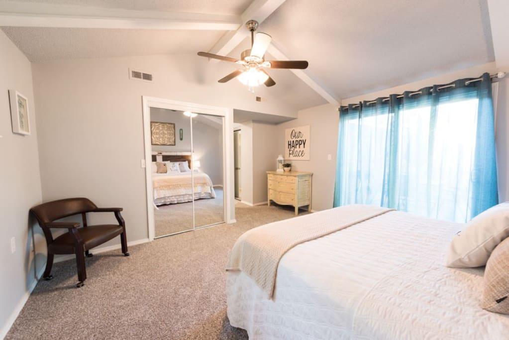 Master bedroom side B
