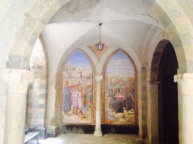 Palazzo Gargano deluxe rooms 101
