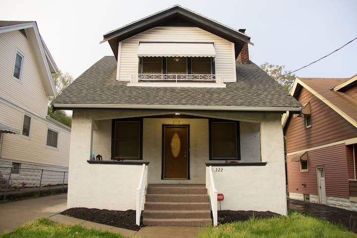 Private House: ONE Bedroom - Cincinnati - Casa