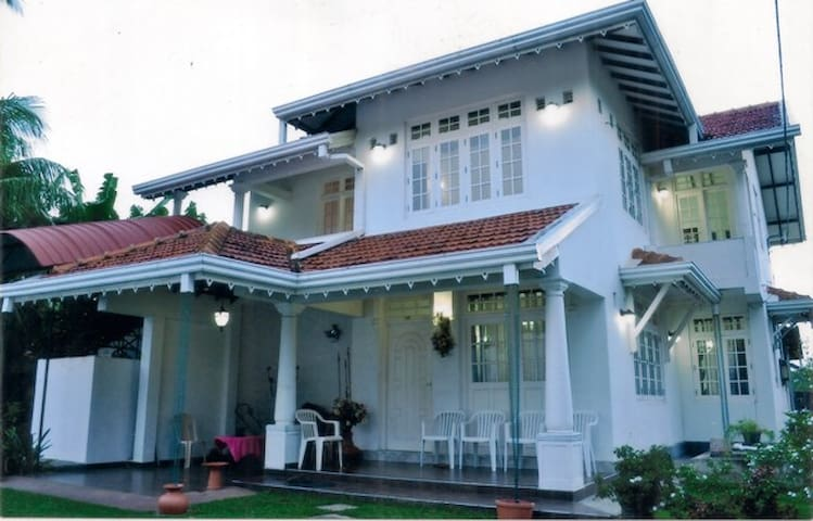 Asiri Apartments/ Home stay - Negombo - Lägenhet