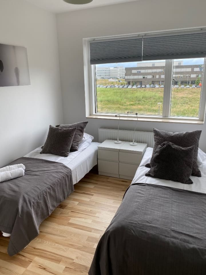 Modern 3 bedroom apartment in Taastrup close to Copenhagen