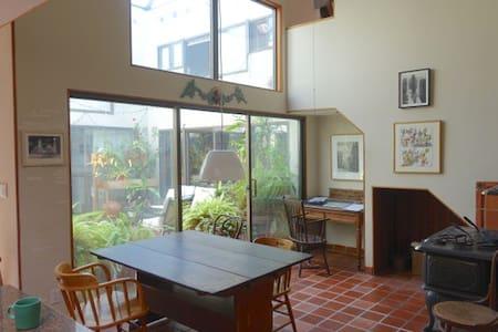 Large home near Parkway w garage - Philadelphia