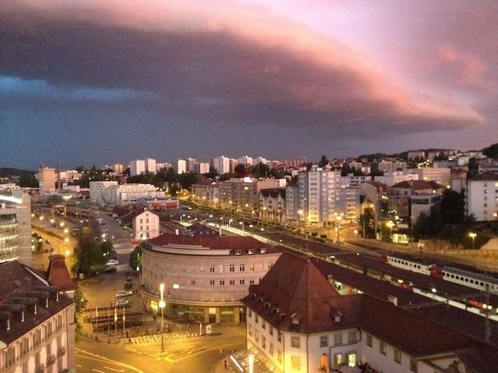 11ème étage - Terrasse panoramique