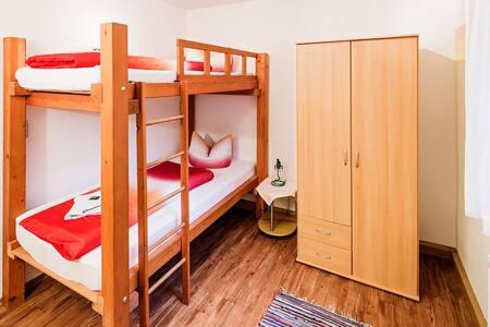 Vierbettzimmer im Thüringer Wald - Schalkau