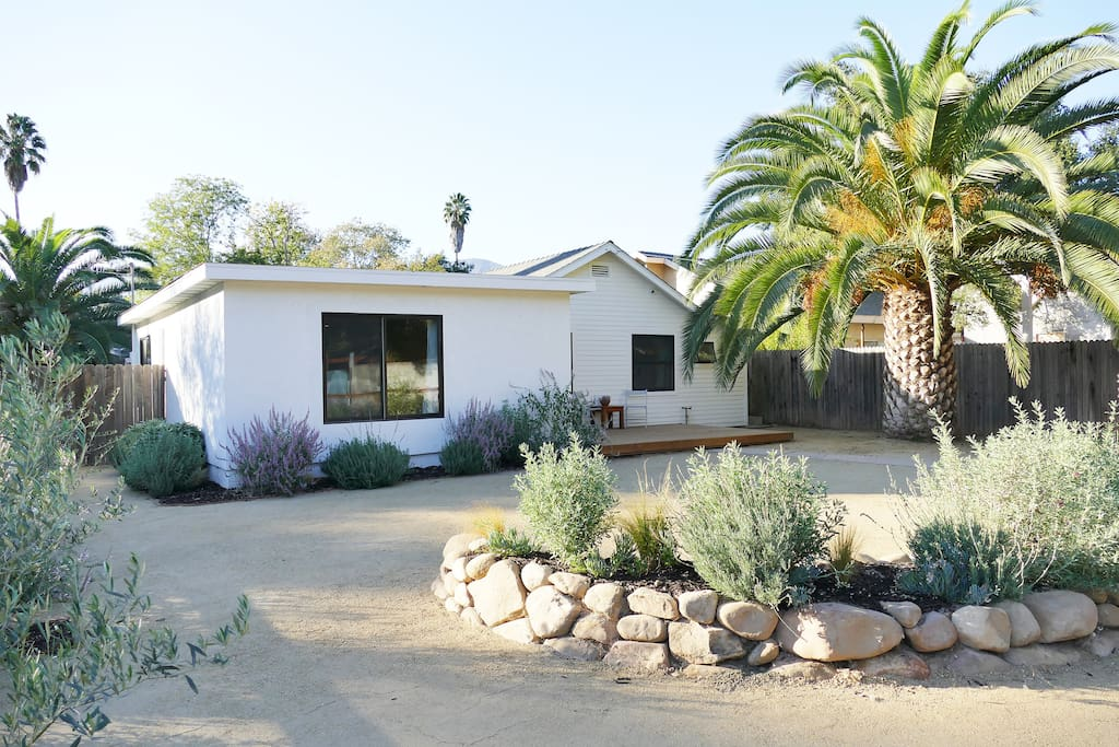 The ranch house sleeps 4 houses for rent in ojai for The ranch house in ojai