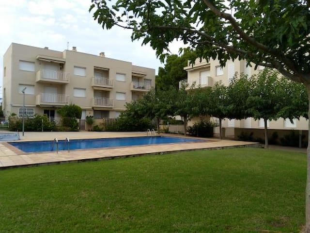 Apartamento en Parque Natural del Delta del Ebro