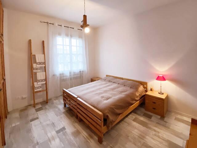 Accogliente camera Trifoglio  Villa Molinella BnB