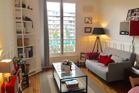 Charming apart 50sqm - Paris - Appartement