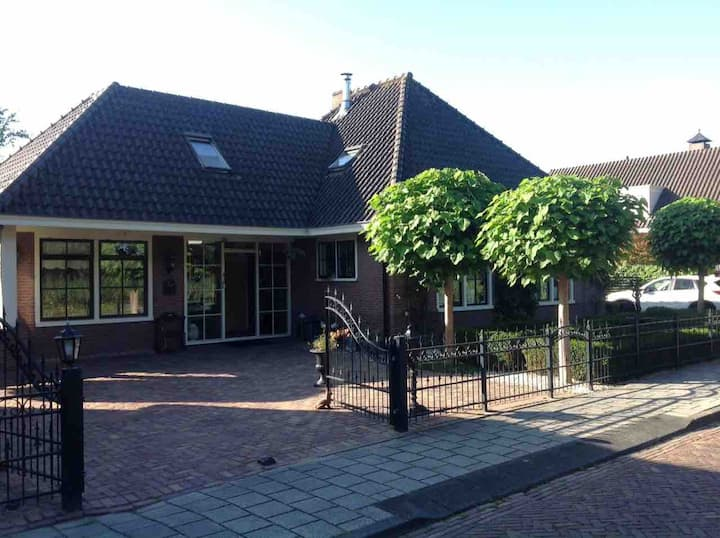 Appartement / B&B La Luna in Edam' Corona proof'