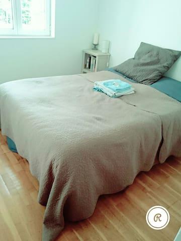 Belle chambre dans maison et jardin - Chaville - Dom