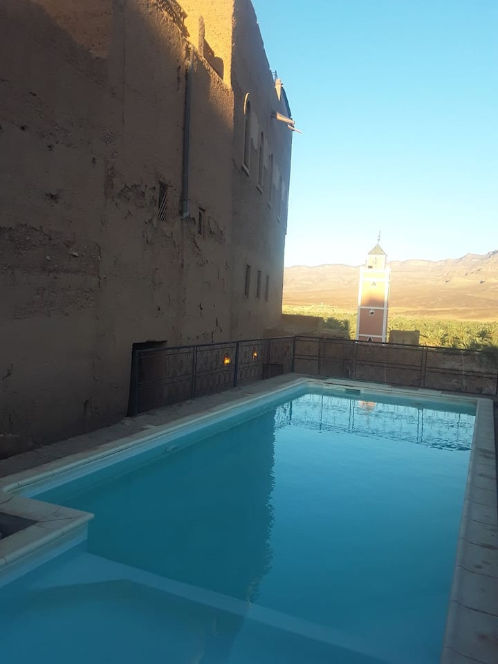 Kasbah Hotel - chambre privée
