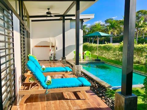 Casa Del Pescador avec piscine privée - Marbella Beach