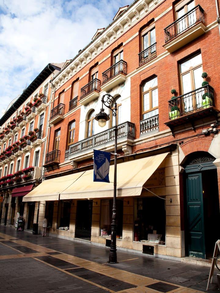 Suite Cantarranas Calle Ancha 6 ( Catedral)
