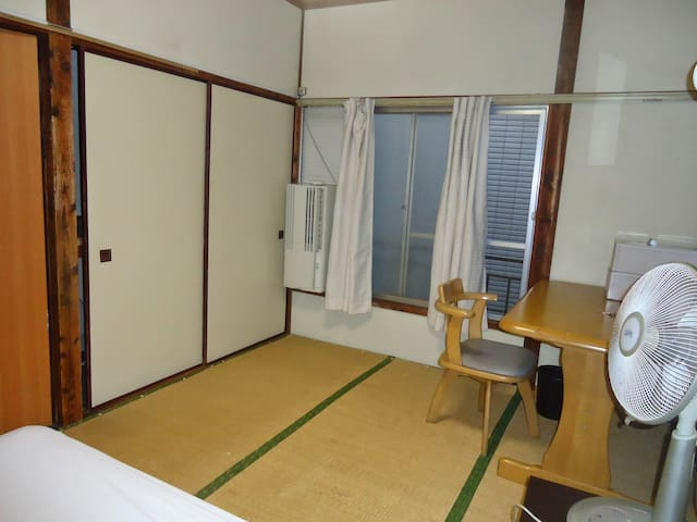 Private Room in Waseda!!For long/short term. - Shinjuku-ku - House