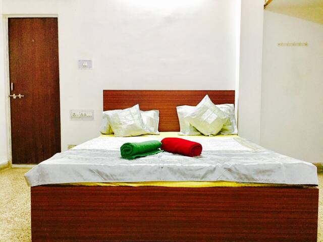 Wow Deluxe Non AC Room-Studio Apt - Jabalpur - Wohnung